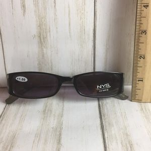 NYS Collection Reader's +1.00 Strength UV400